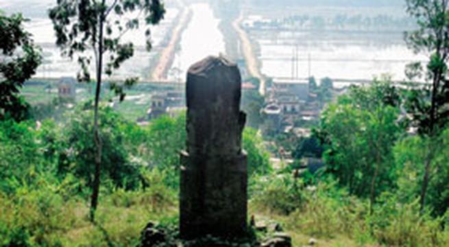 Lãm Sơn Tự - Đại trụ rồng đá Đất Việt