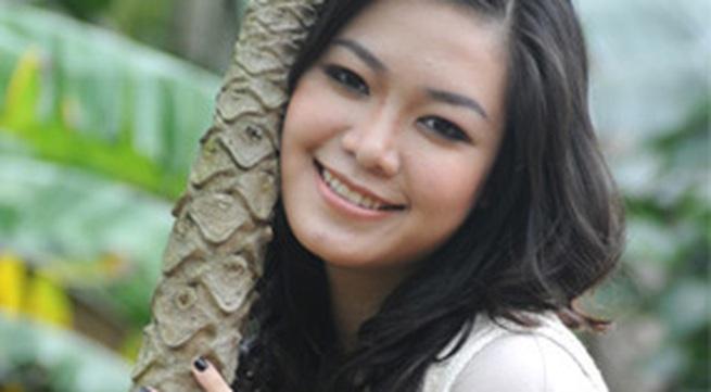 Ngắm chùm ảnh mới nhất của Hoa hậu Thùy Dung