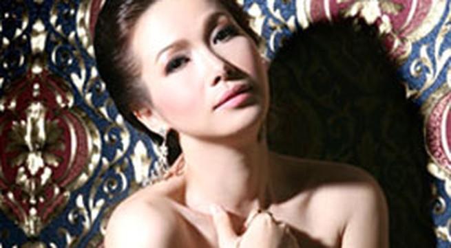 """Gặp lại Hoa hậu Bùi Bích Phương trong """"Xuân sắc Hà Thành"""""""