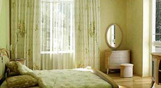 Lựa chọn rèm cửa cho phòng ngủ