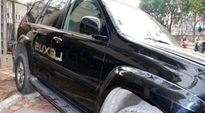 """Thông tin mới nhất về vụ án: """"Xác chết trong xe Lexus"""""""