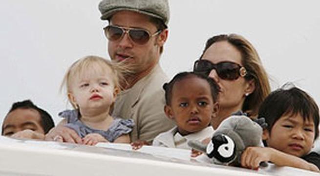 Angelina Jolie - Người mẹ của gia đình toàn cầu hóa