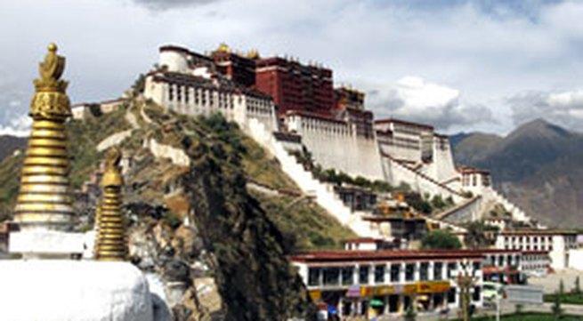 Huyền bí miền Tây Tạng