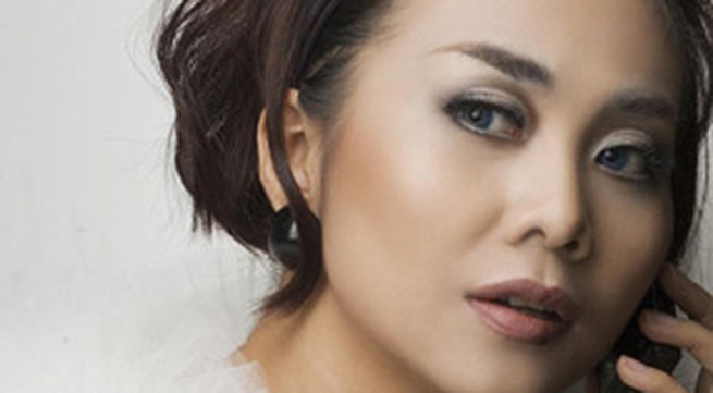 Siêu mẫu Thanh Hằng biến tấu với tóc