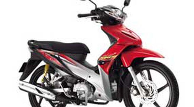 Wave mới của Honda giá 14,99 triệu đồng