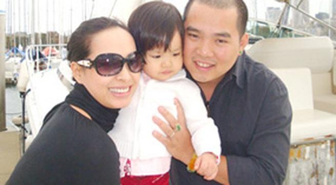 Gia đình Thúy Hạnh mừng sinh nhật con gái ở Australia