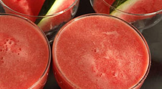 7 loại thức uống thanh mát mùa hè
