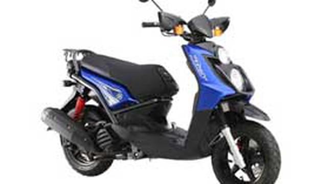 Xe tay gas mới của Yamaha về Việt Nam giá khoảng 60 triệu đồng