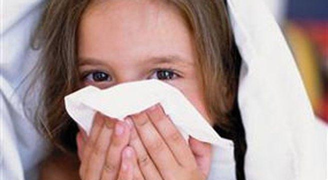 Bệnh viêm xoang và hội chứng sốc độc ở trẻ