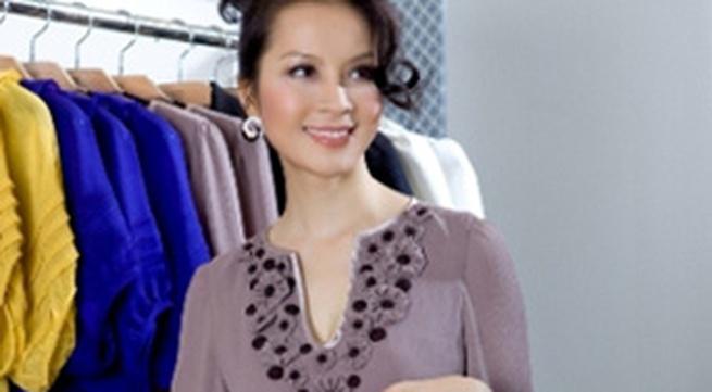 Trang phục đẹp dành cho phụ nữ trung niên