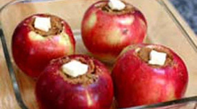 Học làm bánh: Bánh táo nướng