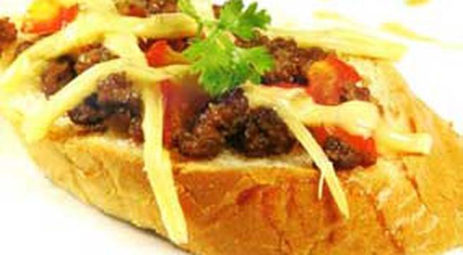 Thực đơn bữa sáng: Bánh mì đút lò