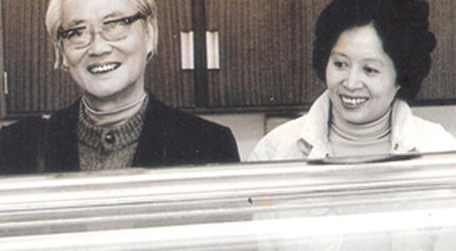 Chuyện về người vợ của giáo sư Tôn Thất Tùng