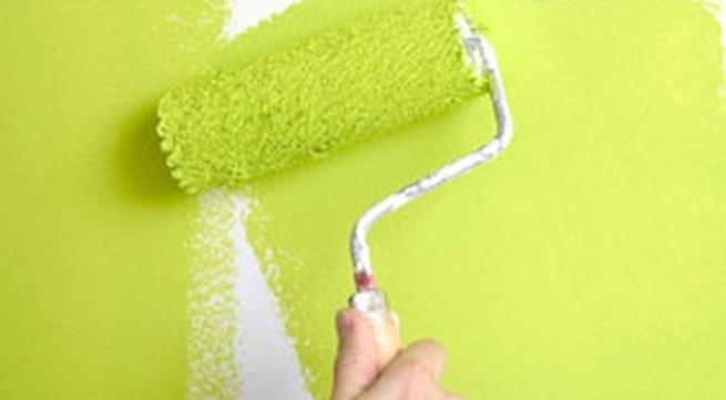 Cách tính lượng sơn, vôi dùng quét tường