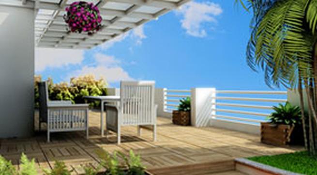 Tự thiết kế khu vườn xinh xắn