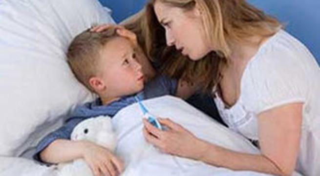 Trẻ ho, sổ mũi… khi nào cần đến kháng sinh?