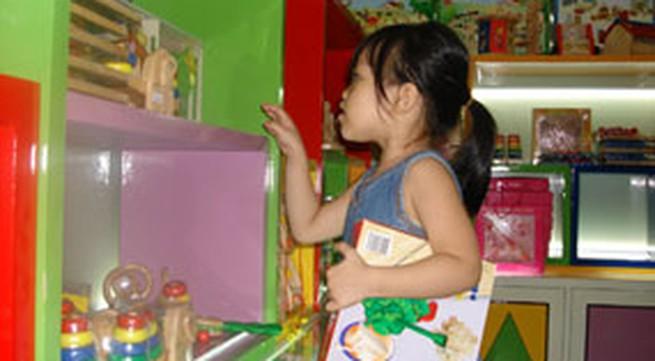 Chọn đồ chơi cho trẻ 3 – 5 tuổi