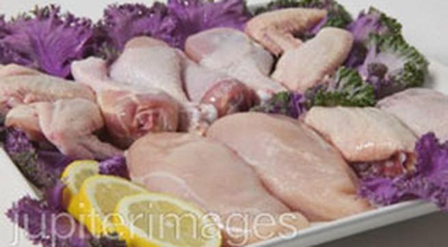Thời điểm và cách chế biến món thịt gà cho bé