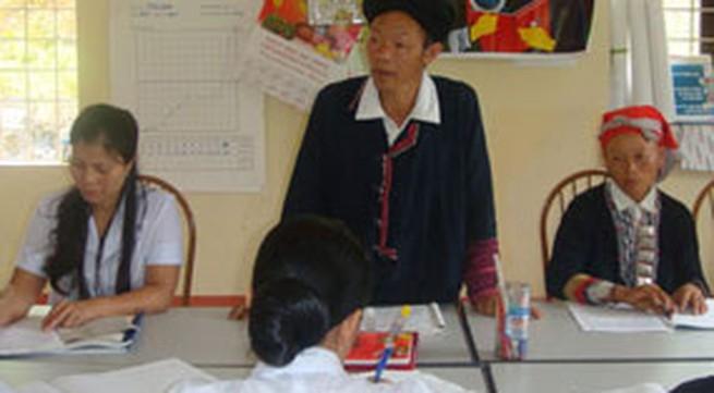 Ban hành chính sách hỗ trợ công tác DS-KHHGĐ
