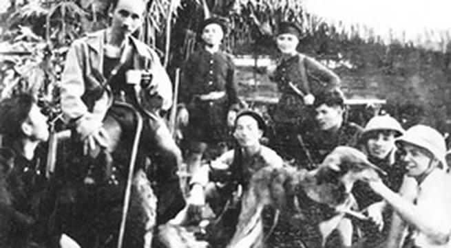 Bảo vệ Bác những ngày đầu toàn quốc kháng chiến