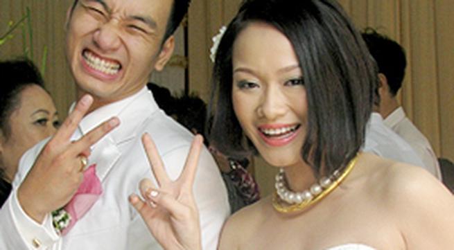 Đám cưới Thành Trung tưng bừng như Gala cười