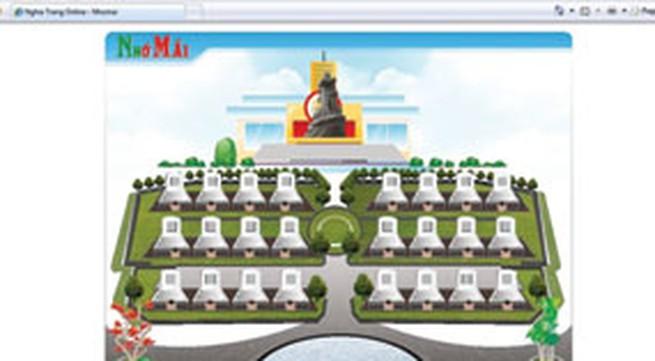 Những ngôi mộ độc nhất vô nhị trên nghĩa trang online