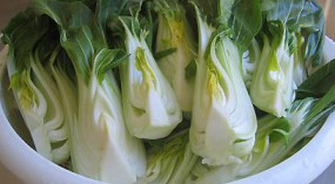 6 tác dụng chữa bệnh của rau cải trắng