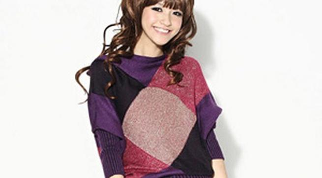 10 mẫu áo len cho phái đẹp ngày gió