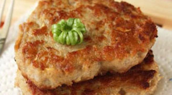 Học làm bánh: Bánh khoai môn