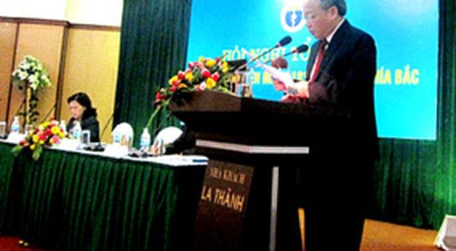 Phát biểu khai mạc Hội nghị Tổng kết 1 năm Đề án 1816 của TS. Nguyễn Quốc Triệu, Bộ trưởng Bộ Y tế