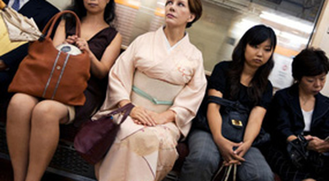 """Gặp lại nàng Geisha """"tây"""" đầu tiên của Nhật Bản"""