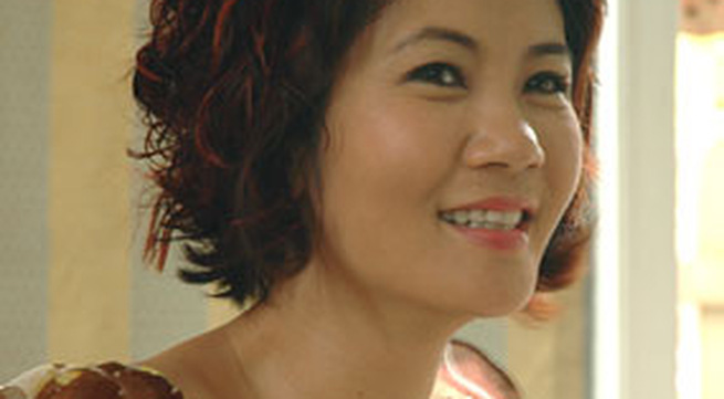 Diễn viên Nguyệt Hằng: Lúc tức lên thì dọa viết đơn ly dị