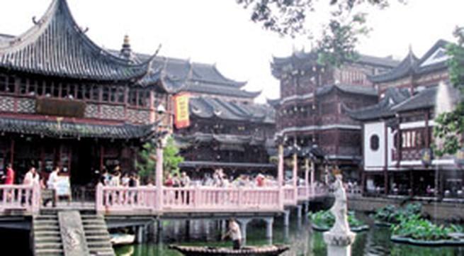 Một lần đến Thượng Hải