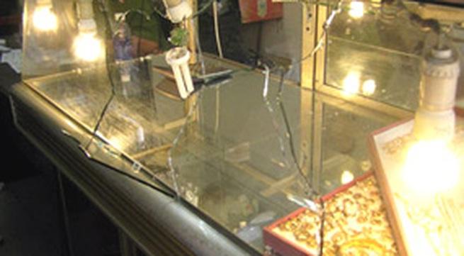 Xông vào tiệm vàng lớn nhất Thái Nguyên để cướp