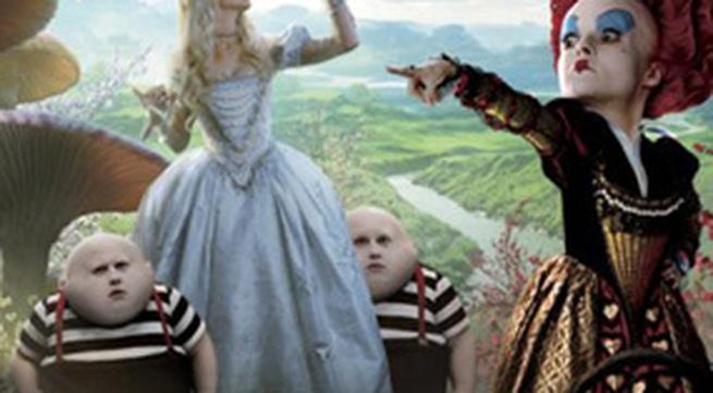 10 phim được mong đợi nhất của Disney 2010