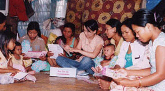 Giảm tỷ lệ sinh con thứ 3 ở Phú Yên: Sức mạnh từ những mô hình
