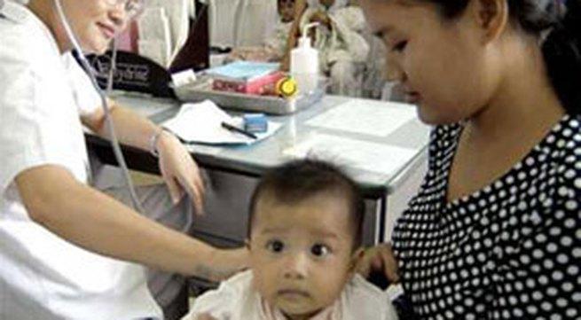 Phòng tránh bệnh cho trẻ trong ngày Tết