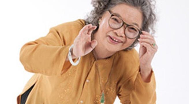 Nghệ sĩ Lê Mai mừng vì chia tay NSND Trần Tiến