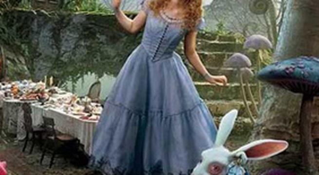 """Trẻ em sẽ hoảng sợ khi xem """"Alice ở xứ sở thần tiên"""""""