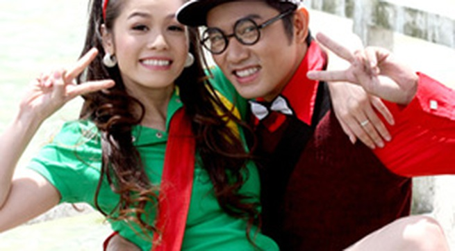 Hé lộ chuyện tình yêu của Thiên Bảo – Nhật Kim Anh