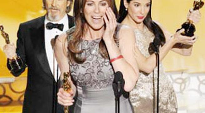 Giải Oscar 2010 đã chính thức có chủ!