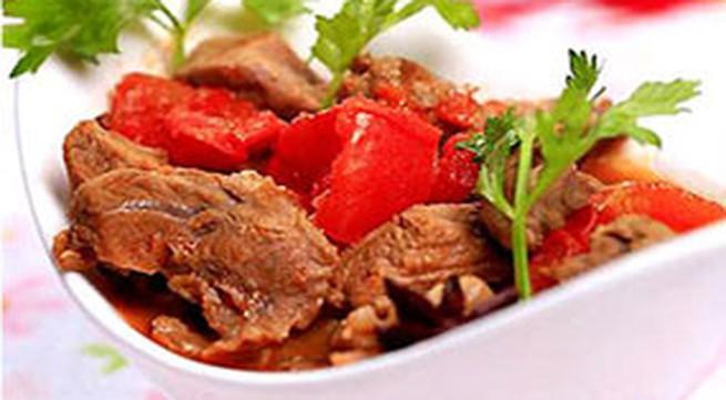 6 món tuyệt ngon chế biến nhanh từ thịt bò