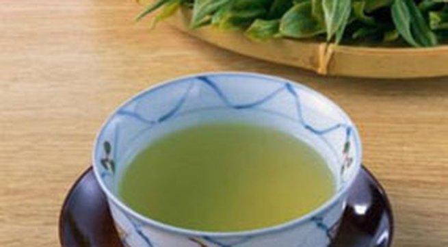 Mẹo pha nước trà xanh ngon