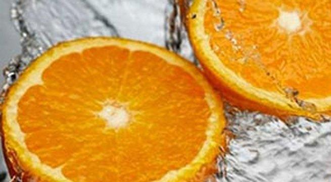 Các công dụng tuyệt vời của quả cam