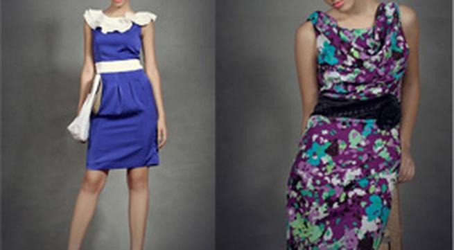14 mẫu váy liền thân mới nhất của Seven.Am