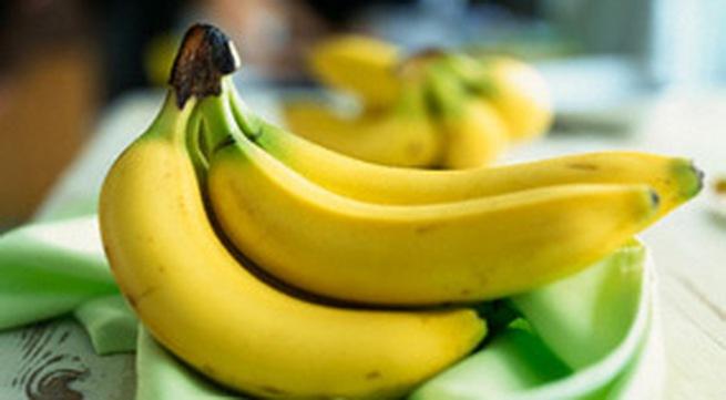 8 công dụng tuyệt vời của quả chuối tiêu