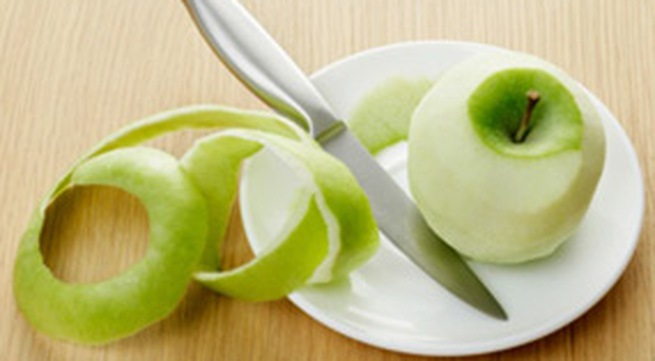 Vỏ táo có tác dụng chống ung thư