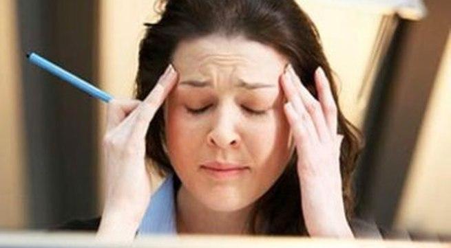 3 kiểu đau đầu thường gặp