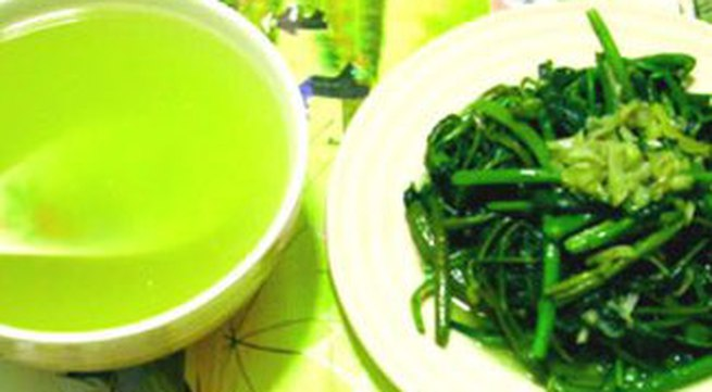 4 thực phẩm dân giã giúp giải độc mùa hè