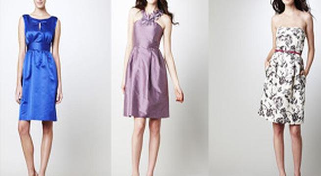 Váy liền thân đơn giản mà đẹp